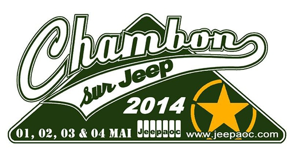 chambon sur jeep les 1 2 3 4 mai 2014 on r serve generation 4x4 magazine. Black Bedroom Furniture Sets. Home Design Ideas