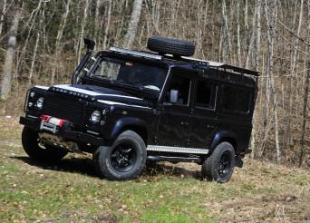 Land Defender 110 td4 ZZ Kustom