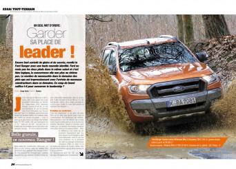 Essai Ford Ranger