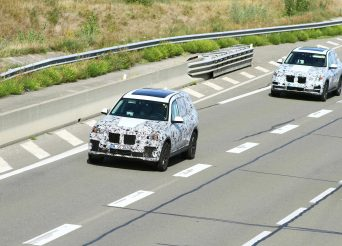 BMW X5 BMW X7 SPY SHOT