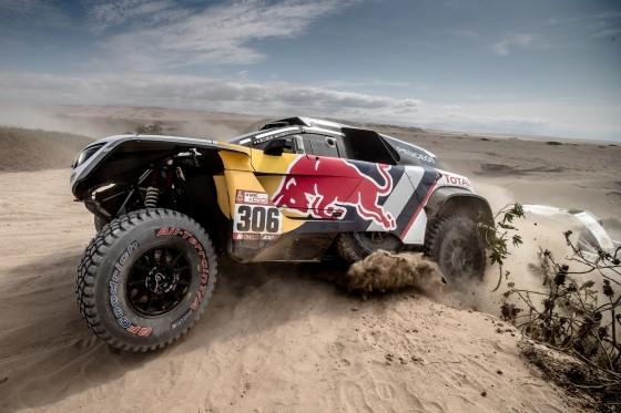 Dakar 2017 Classement