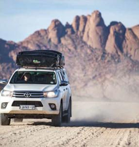 Voyage etranger Botswana/Namibie/Afrique du Sud
