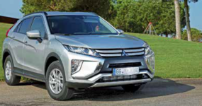 Mitsubishi Eclipse Cross 1.5 Mivec 163 ch Instyle