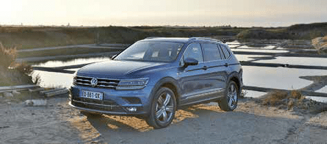essai vw tiguan allspace 4motion generation 4x4 magazine. Black Bedroom Furniture Sets. Home Design Ideas