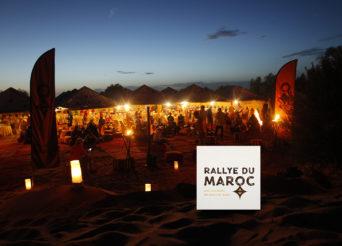 rallye du maroc 4x4 fia