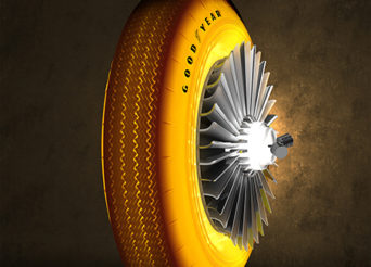 Golden Sahara Tire