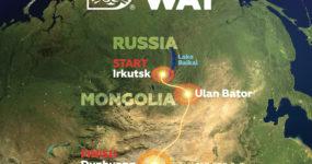 Silk Way Rally 2019 - 9e Edition