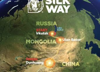 Silk Way Rally 2019 - 9e Edition