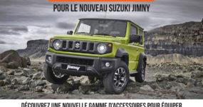 Equip'Raid Préparer le Jimny