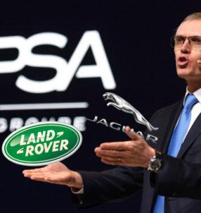 PSA - Land Rover