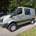 VW Crafter 4x4 achleitner