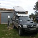 L200 K74 2005/136CV vidangé (24/10/2018), pret à partir