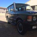 Range rover classic 5 portes en parfait état.
