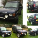 Land Rover Discovery 2 mark II TD5